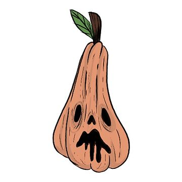 Spooky Pumpkin 02 - Halloween 2016 by KaitlynLister