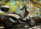 motorbike  by Riko2us
