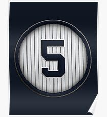 5 - The Yankee Clipper Poster