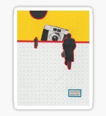 Standard Reporter Sticker