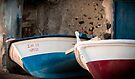 stored boats by Riko2us