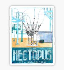 Hectopus Sticker