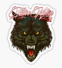 Tattoo Kultur - Wolf Sticker