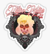 Tattoo Kultur - Dia De Muertos Sticker