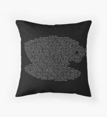 Gilmore Girls Episode Titles Throw Pillow