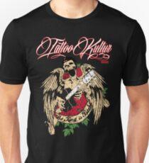 Tattoo Kultur - The King Is Back Unisex T-Shirt