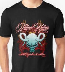 Tattoo Kultur - Hell Yeah It Hurt Unisex T-Shirt