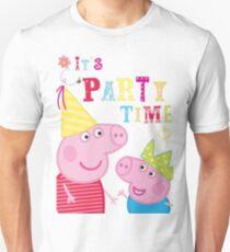 SIHALANG01 Peppa Pig Tour 2016 Unisex T-Shirt