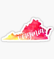 Virginia Sticker