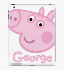 SIHALANG07 Peppa Pig Tour 2016 iPad Case/Skin