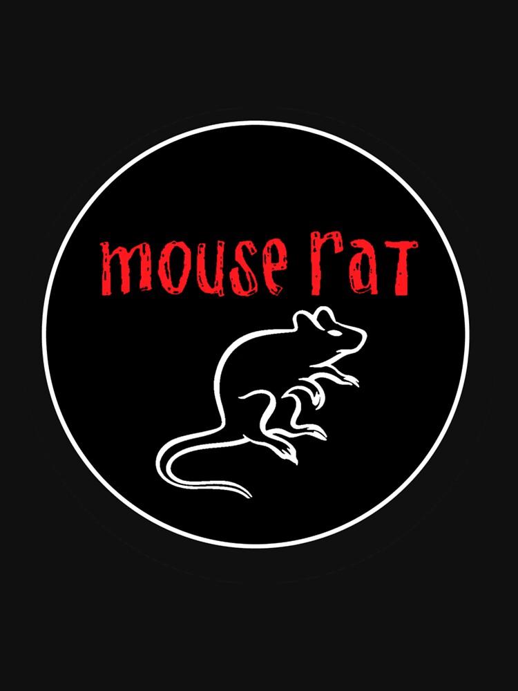 Mouse Rat - Mouse Rat by rebeccadigennar