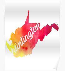 Huntington Poster