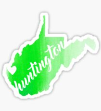Huntington Sticker