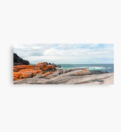 Cosy Corner - Bay of Fires - Tasmania Metal Print