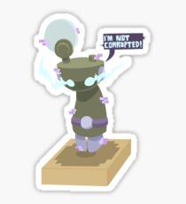 Glitchy Sticker
