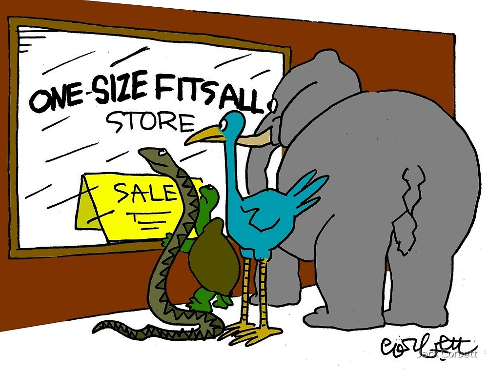 One Size Fits All by Jack Corbett