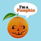 Halloween Orange by 73553