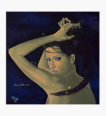 """""""Capricorn""""...from """"Zodiac signs"""" series Photographic Print"""