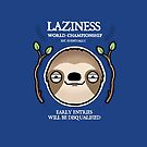Laziness by Randyotter
