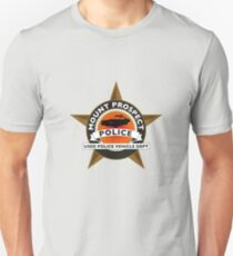 Blues Brothers - Mount Prospect Used Police Vehicles Unisex T-Shirt