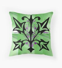 This Way & That Way Throw Pillow