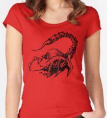 ZinoZorus Women's Fitted Scoop T-Shirt