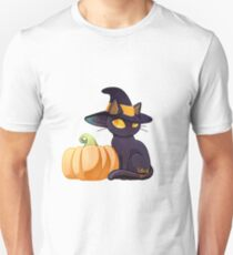 Sticker of the Month- October Unisex T-Shirt
