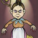 Little Mrs. Pepperpot by matan kohn