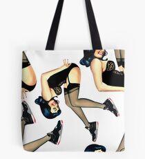 Betty Jordan iv Bred - Print Tote Bag