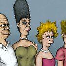 The real simpsons by matan kohn