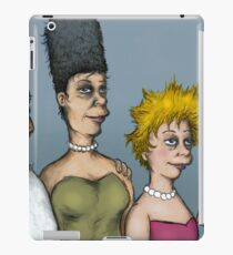 The real simpsons iPad Case/Skin
