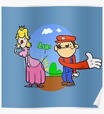 Princess Peach is in da' castle! Poster