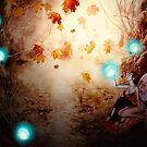 Spooky Forest und Fairy von AnnArtshock