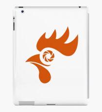 Rooster Eye Shutter Retro iPad Case/Skin