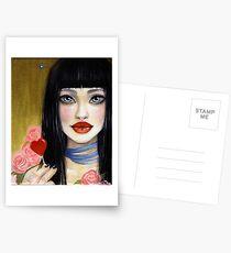 Venus - a modern day gal Postcards