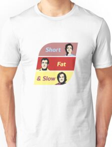 The Grand Tour - Short, Fat & Slow Unisex T-Shirt