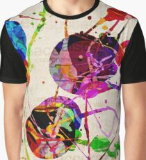 Abstract Expressionism 2 Graphic T-Shirt