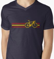 Bike Stripes Spanish National Road Race v2 T-Shirt