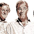 The Grand Tour - Jeremy Clarkson, Richard Hammond and James May by TopGearbox