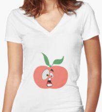 stun Women's Fitted V-Neck T-Shirt