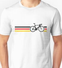 Bike Stripes German National Road Race v2 T-Shirt