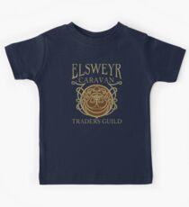 Elsweyr Traders Guild - Tees & Hoodies Kids Tee