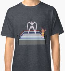 Ultimate Warrior pyro wrestling ring Classic T-Shirt