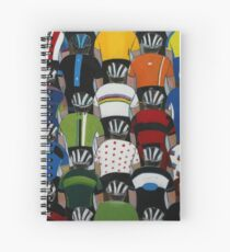 Maillots 2014 Spiral Notebook