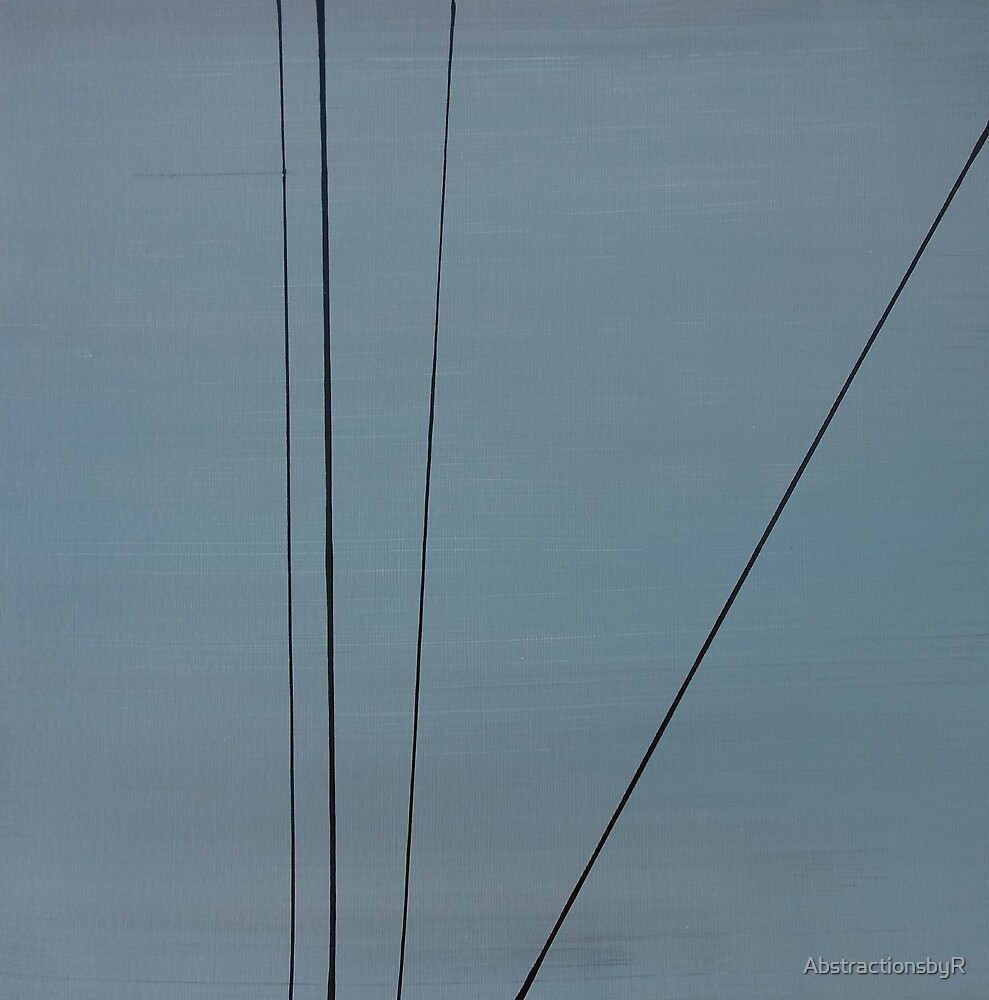 Power Lines 16 by AbstractionsbyR