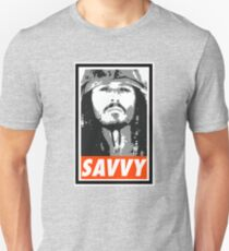 Savvy - Obey Style T-Shirt