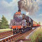 Standard Five 4.6.0 on the troughs. by Mike Jeffries