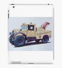 Morris Commercial breakdown iPad Case/Skin