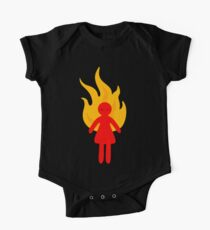 Angry Girl Kids Clothes