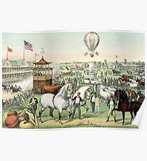 Große Messe im großen Stil - 1894 Poster
